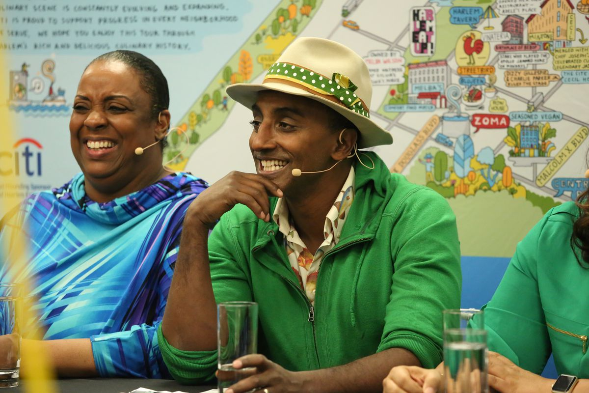 Citi And Harlem EatUp! Host Cook-Off Between Harlem Restaurants Judged By Marcus Samuelsson And Other Harlem Culinary Experts
