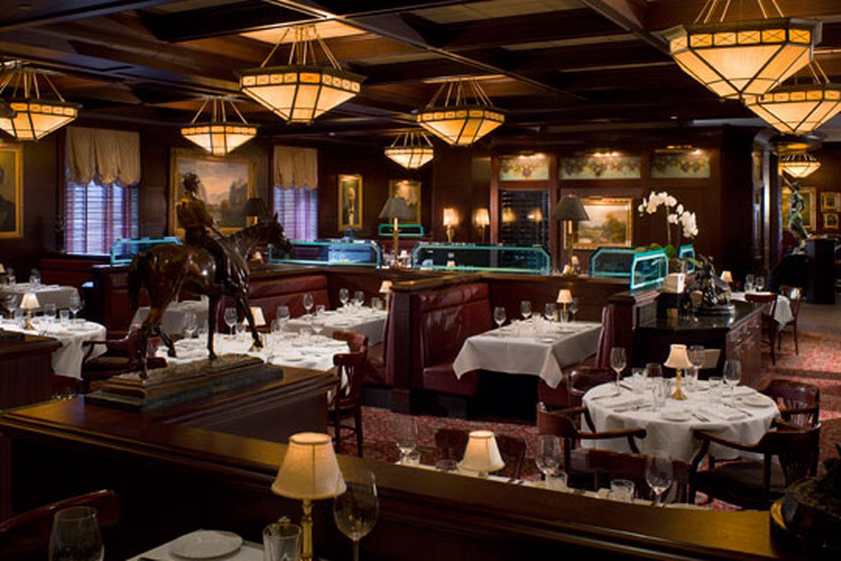 """""""The Capital Grille Houston, TX"""