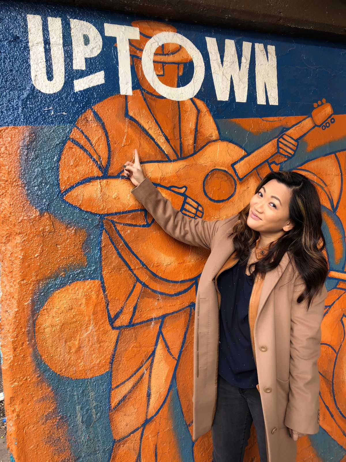 """Ji Suk Yi explores the history of Uptown in """"The Grid."""". 
