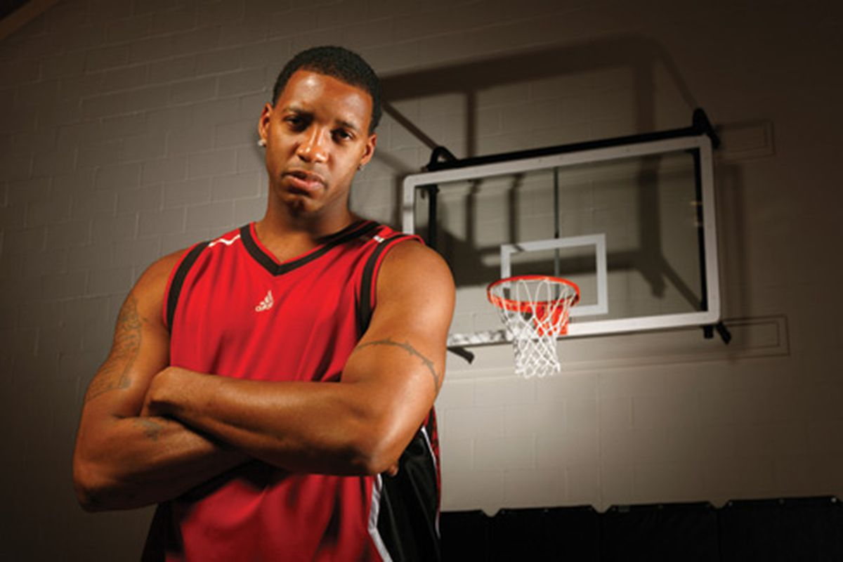 It's nearly time for Tracy McGrady to become relevant again.