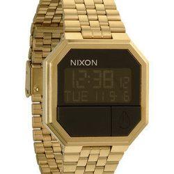 "Nixon The Re-Run, $125 at <a href=""http://www.nixon.com/us/en/womens/watches/the-re-run-A158.html?sku=A158502-00"">Nixon</a>."