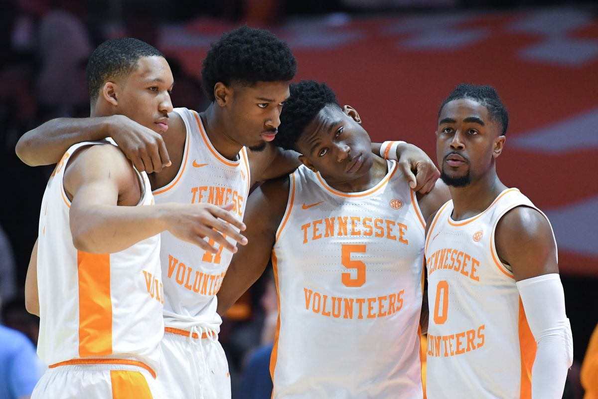 NBA Summer League: All Four Tennessee Vols Sign Contracts