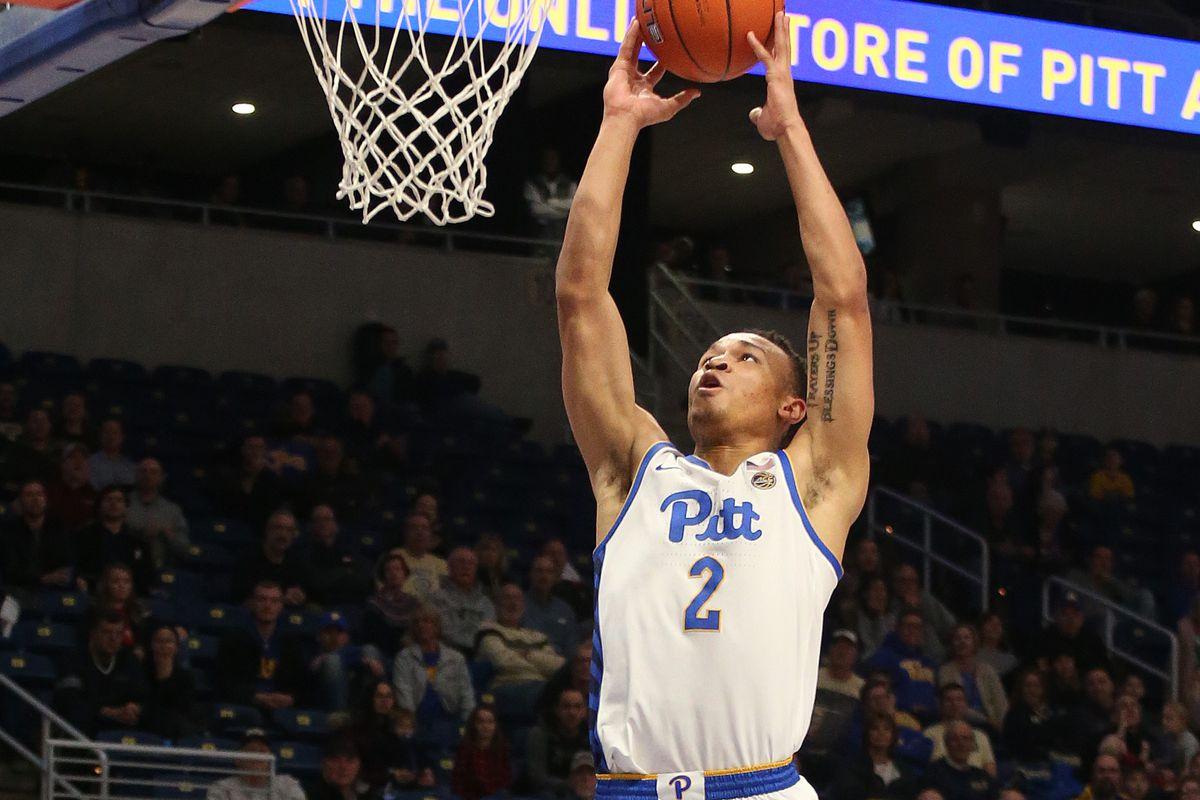 NCAA Basketball: Binghamton at Pittsburgh