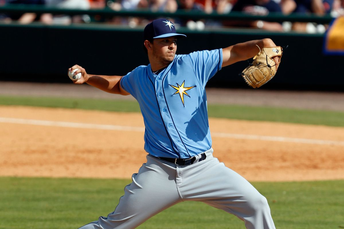 Friday was likely Jacob Faria's best start as a Durham Bull