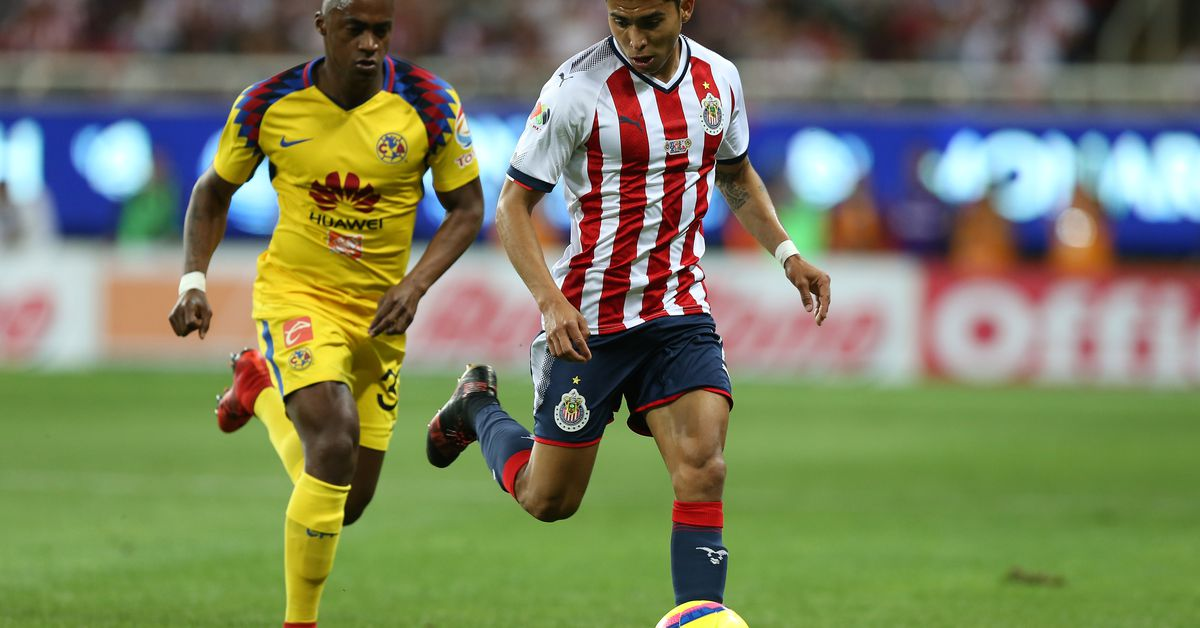 Club América vs Chivas Guadalajara live stream: Time, TV channels and how to watch Clásico Nacional online