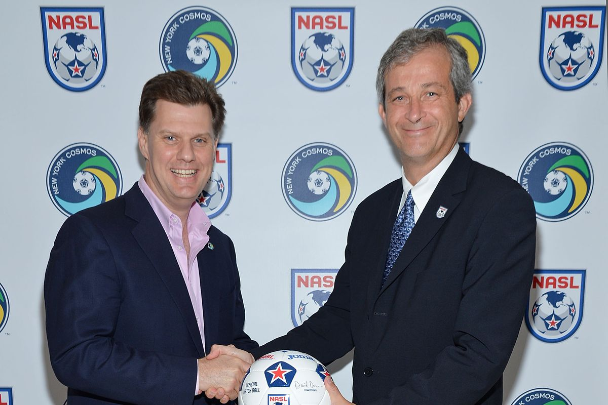 New York Cosmos Return To Playing Field After Nearly 30-Year Absence