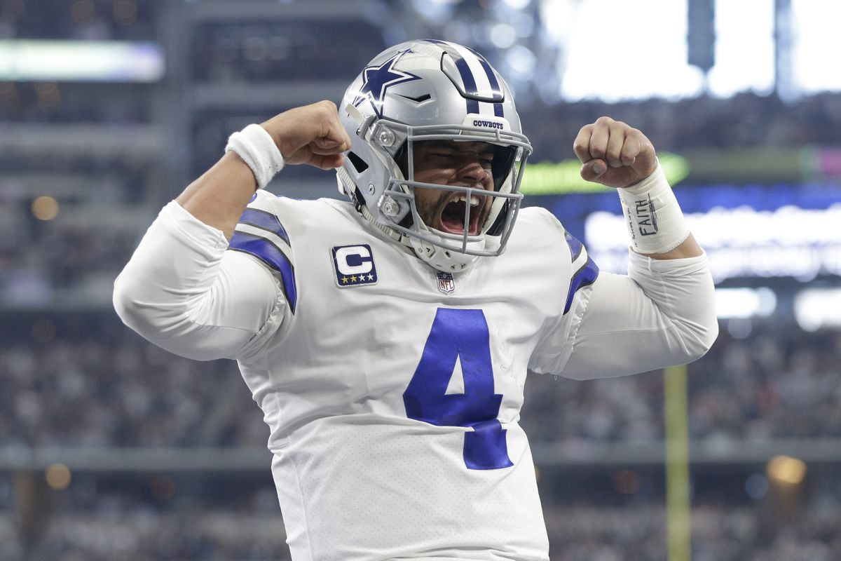 the dallas cowboys have won the nfc east