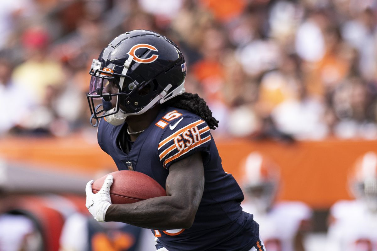 NFL: Chicago Bears at Cleveland Browns
