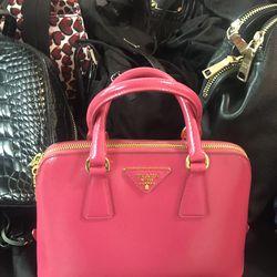 Prada bag, $1,800
