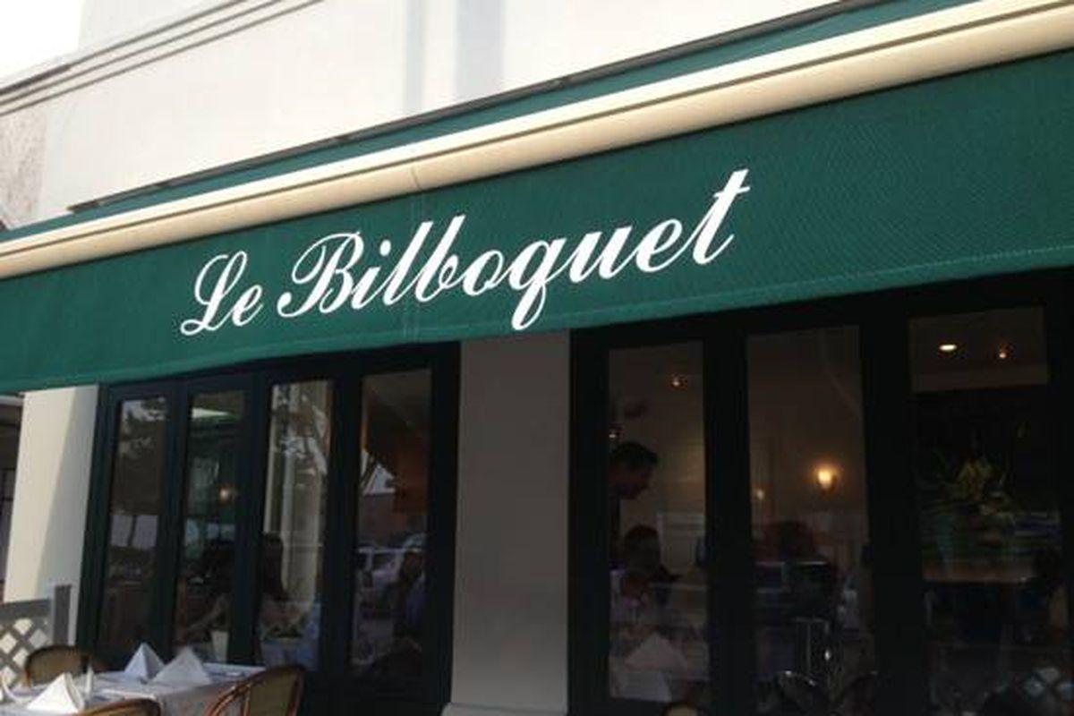 Le Bilboquet