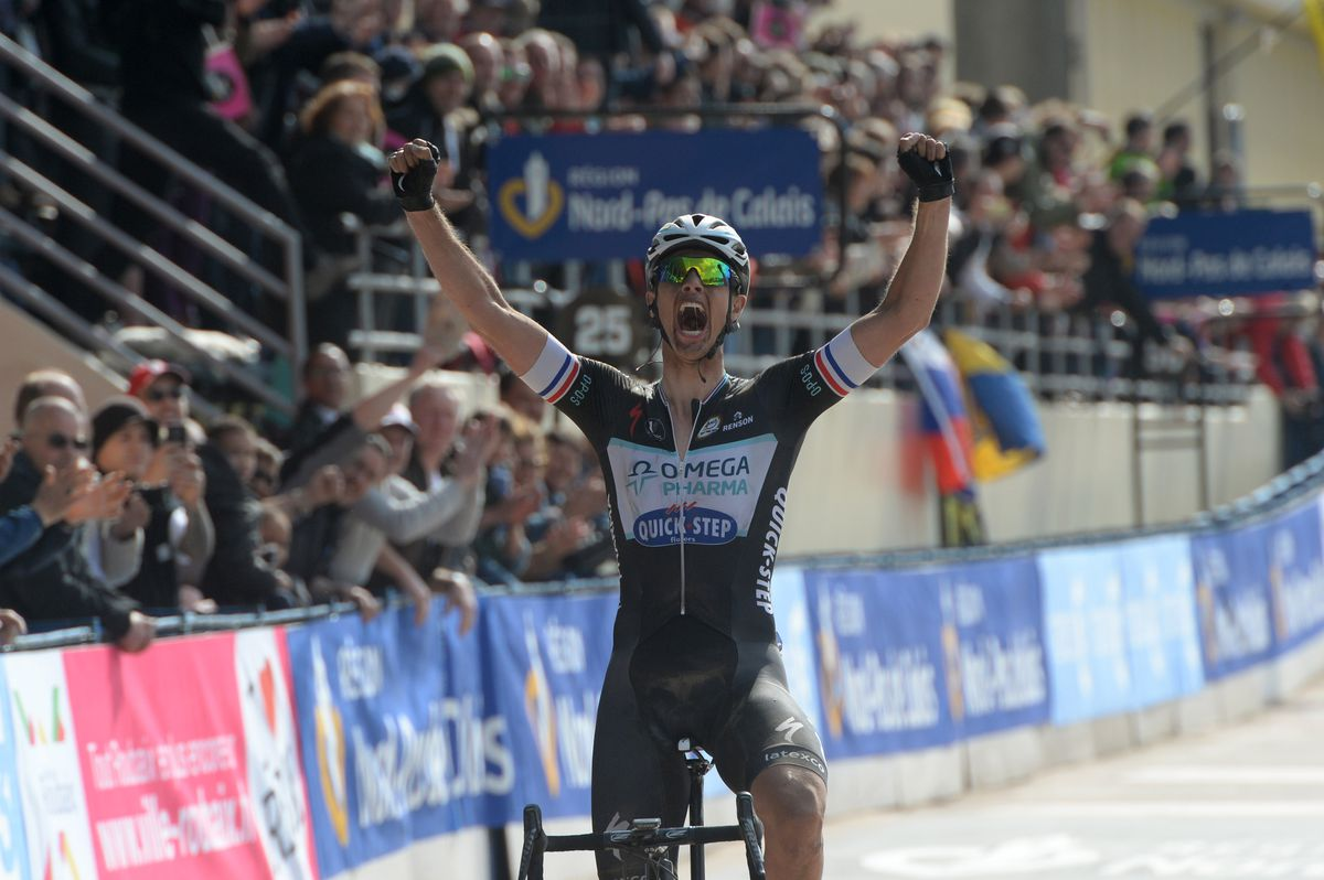 Terpstra Wins