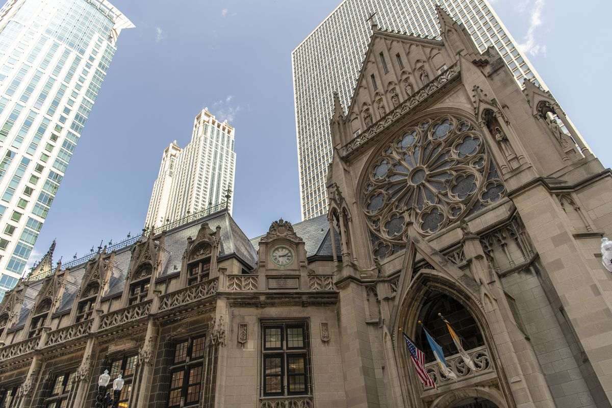 The Archdiocese of Chicago, 835 N. Rush St.