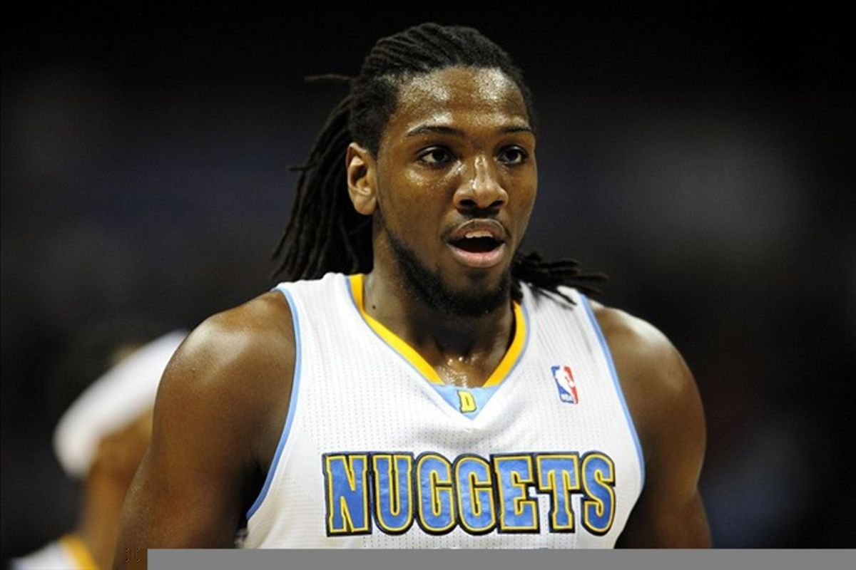 Hopefully we get to see more Kenneth Faried down the stretch