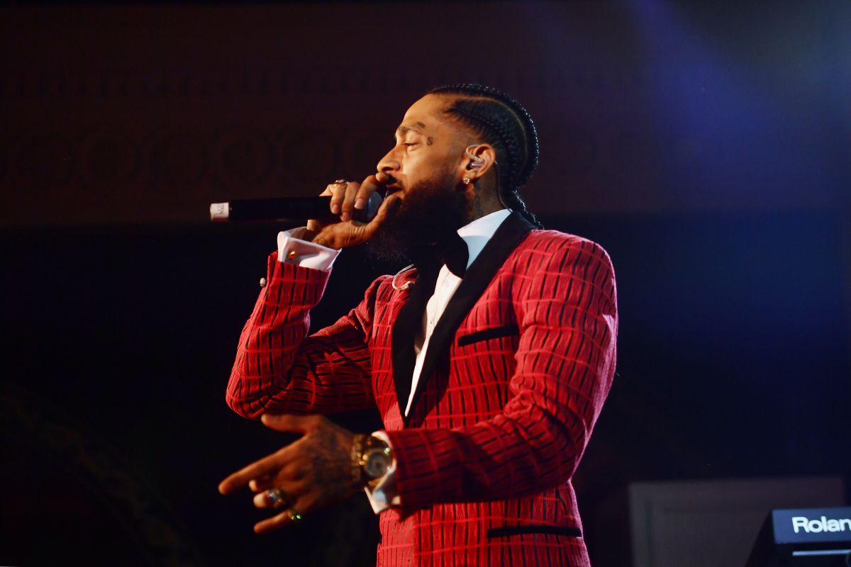 Rapper Nipsey Hussle: his life journey from Crips to