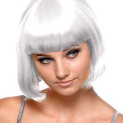 <b>1. White Wig, $25-40</b> at the Wig Factory, 3020 Mission Street, San Francisco. For the chameleon bachelorette, try on a new persona with this wig and hit the town with your friends. Have the rest of the party don wigs of various other colors.