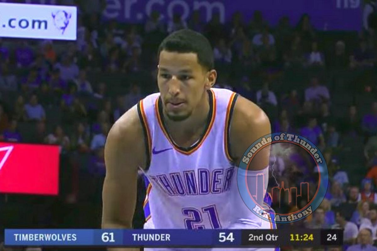 5c9a918e0 Sounds of thunder okc thunder andre roberson has a problem jpg 1200x800  Thunder basketball roberson