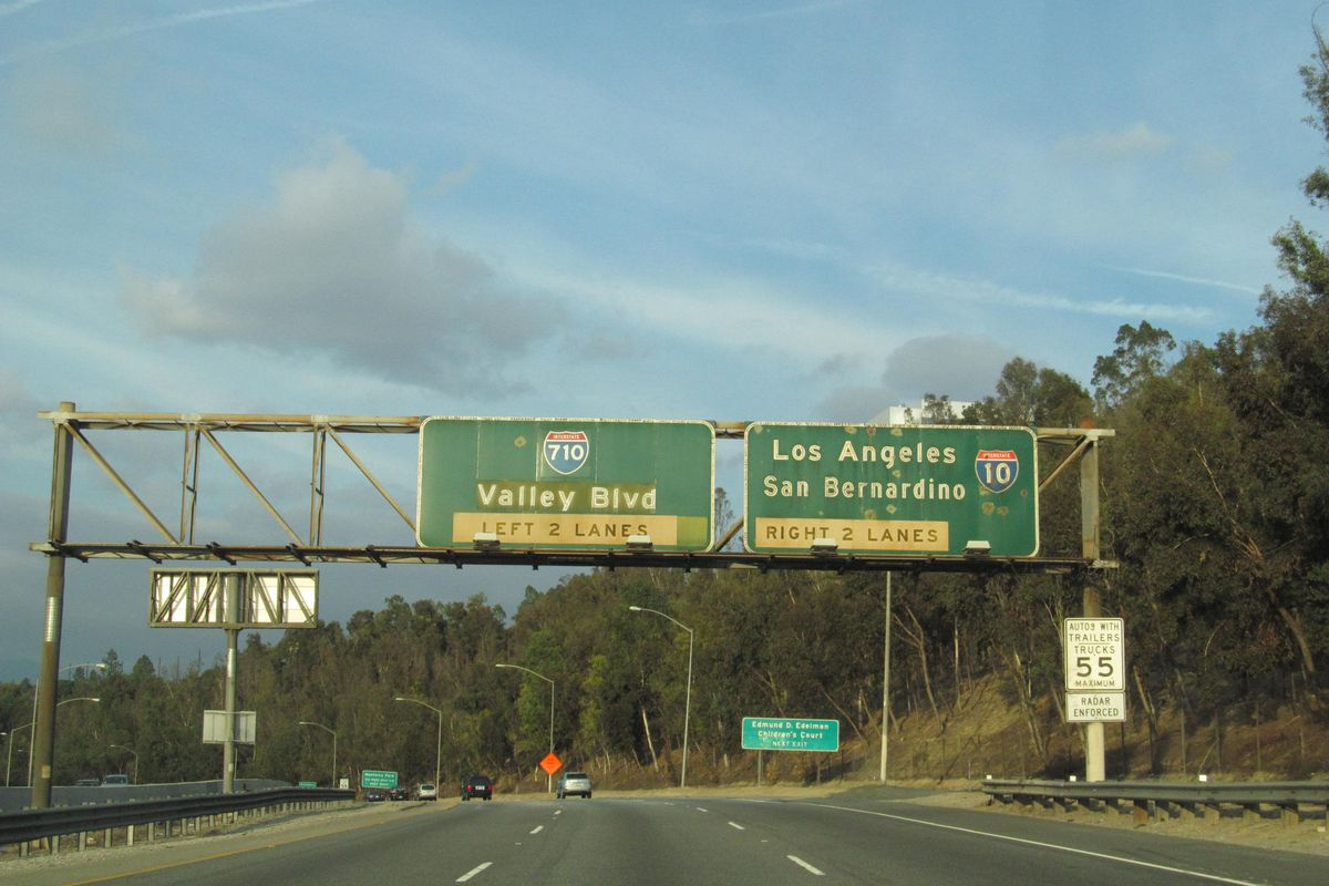 Transit Officials Reject LA-Area Freeway Tunnel