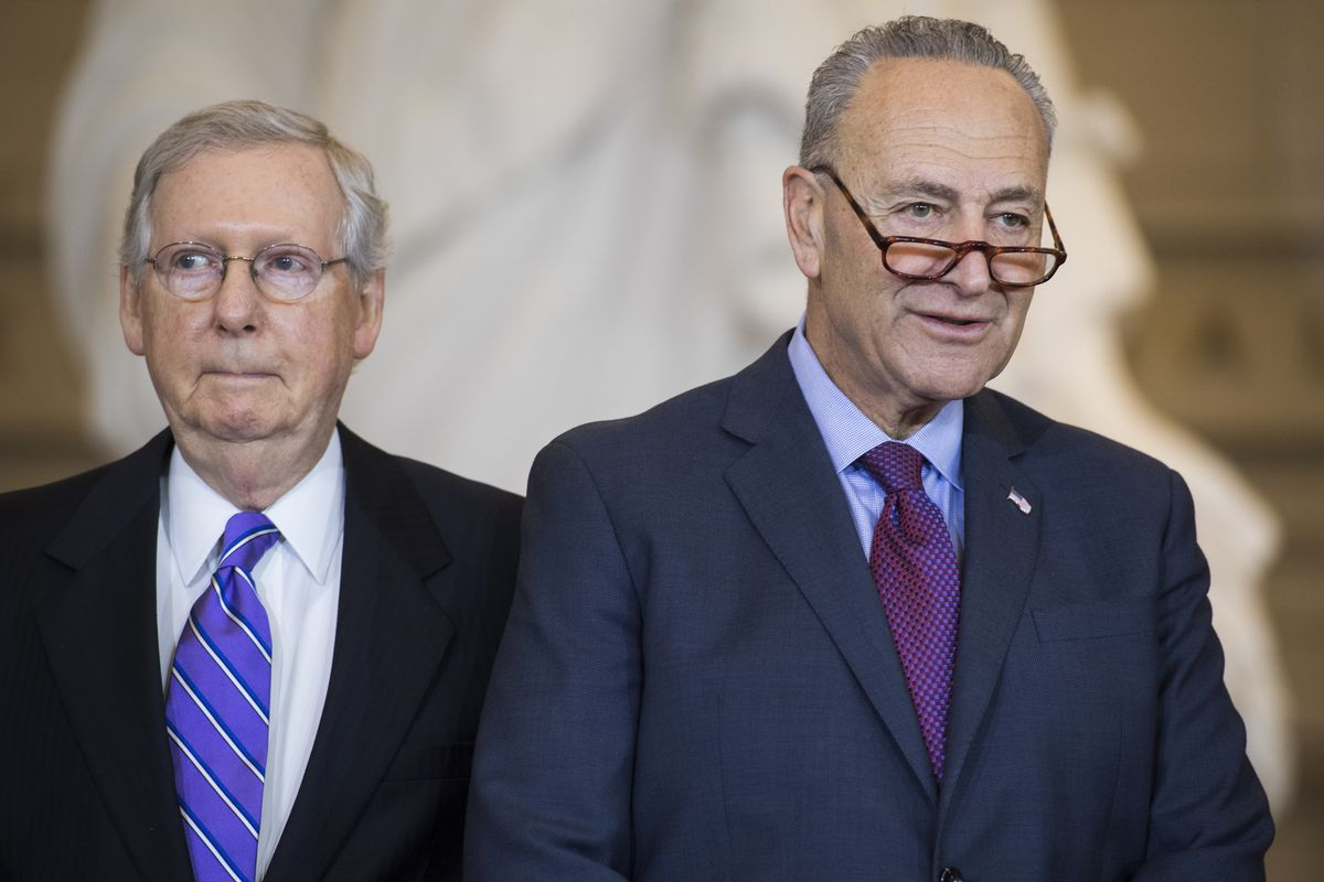Senate leaders announce 2-year budget deal