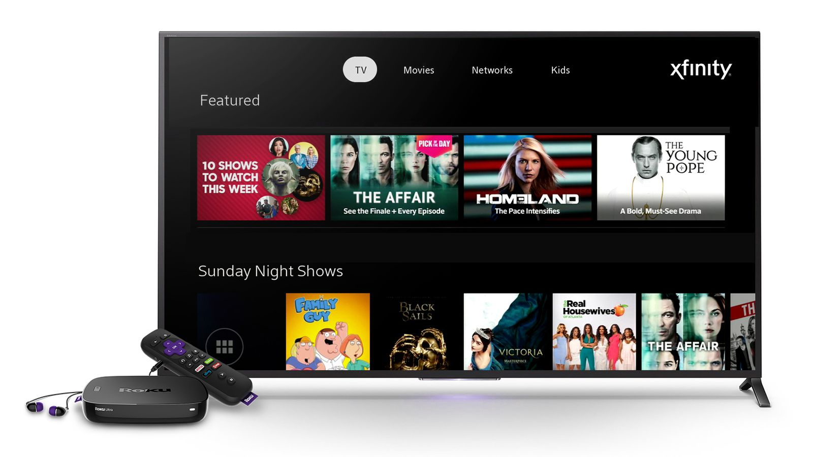 Comcast launches beta for using your Roku like a cable box