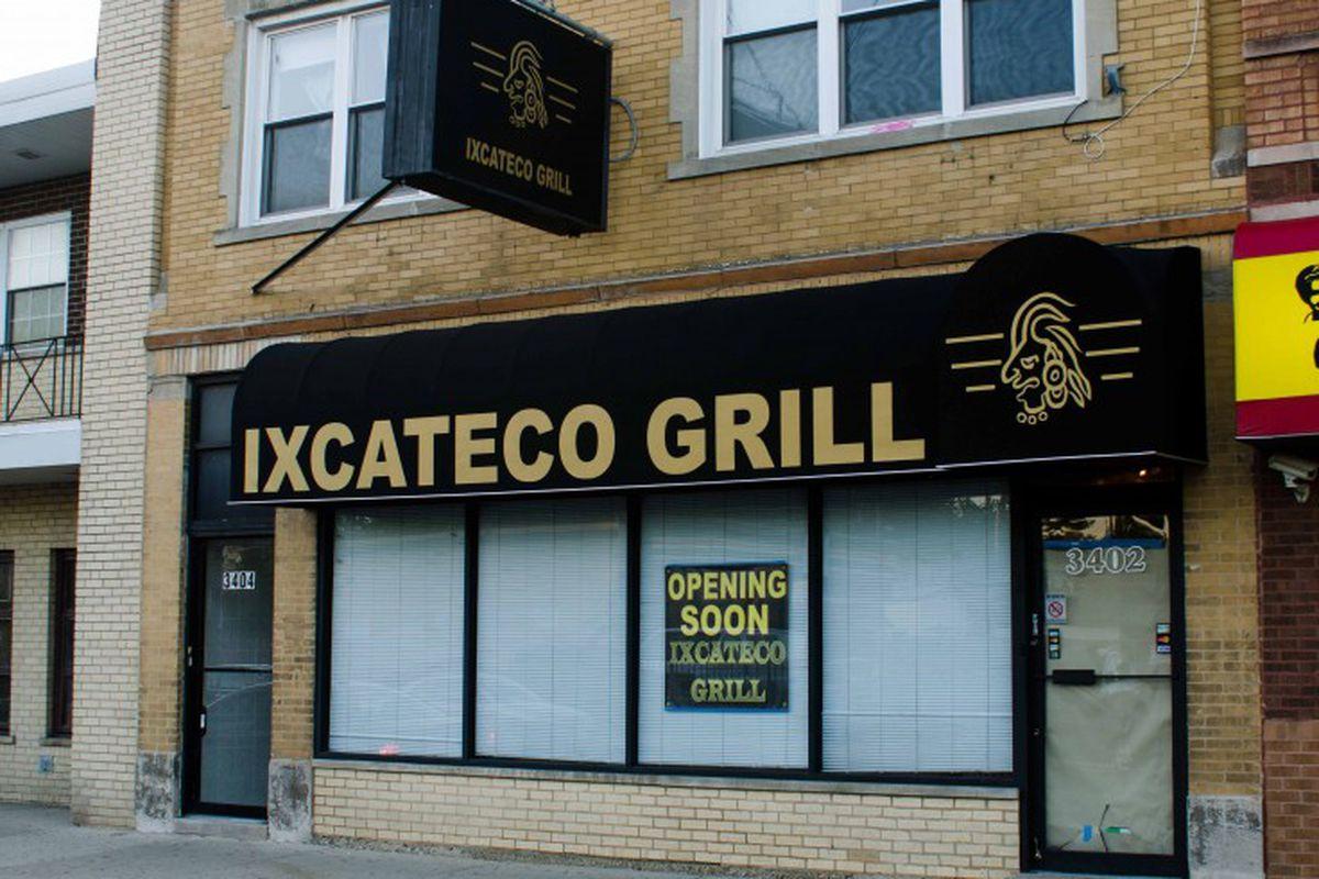 Ixcateco Grill