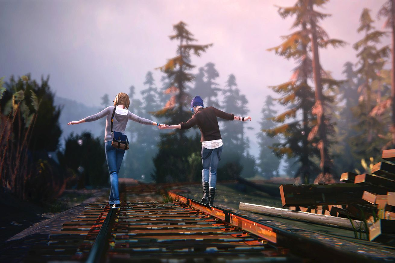 life is strange s time traveling teen drama arrives on ios this week