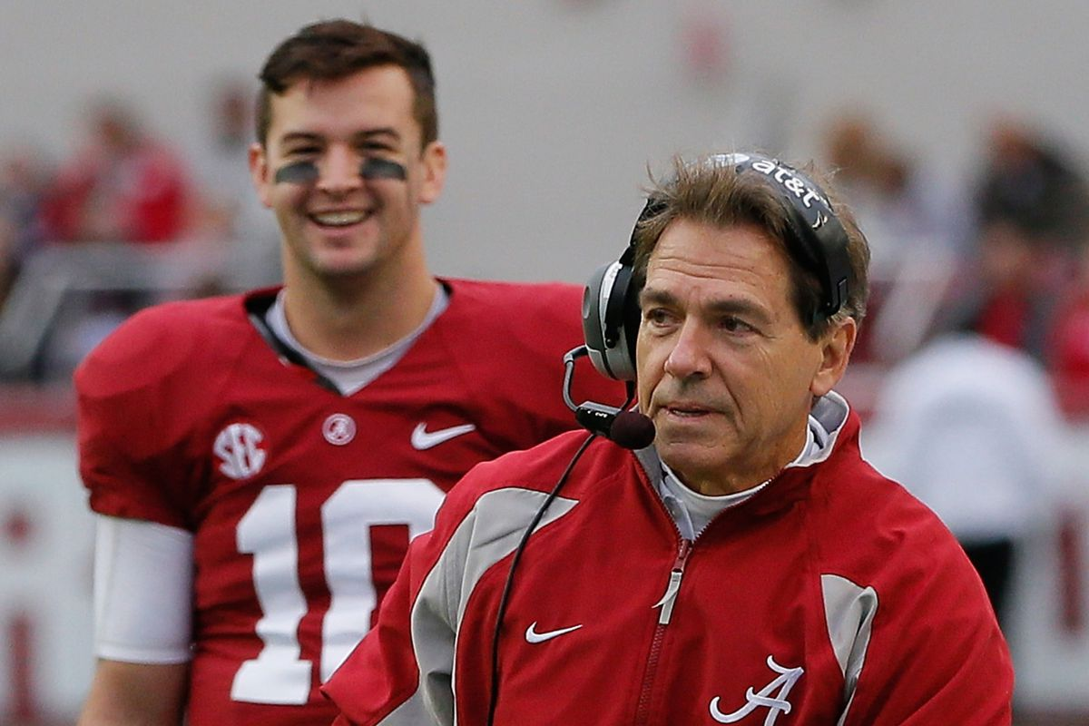 Could this Saturday's game be the perfect stage for McCarron's Heisman moment?