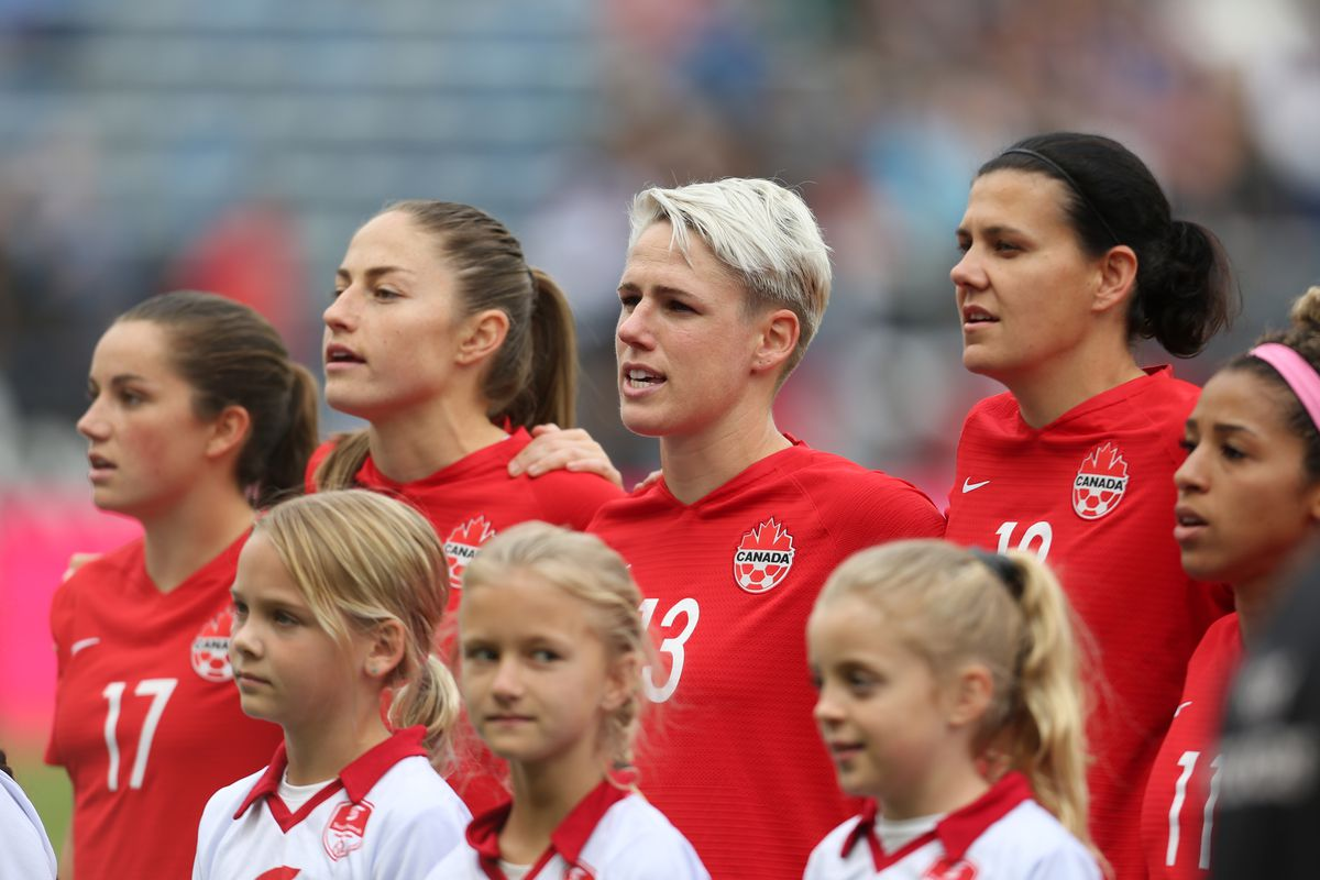 Canada v United States: Final - 2020 CONCACAF Women's Olympic Qualifying