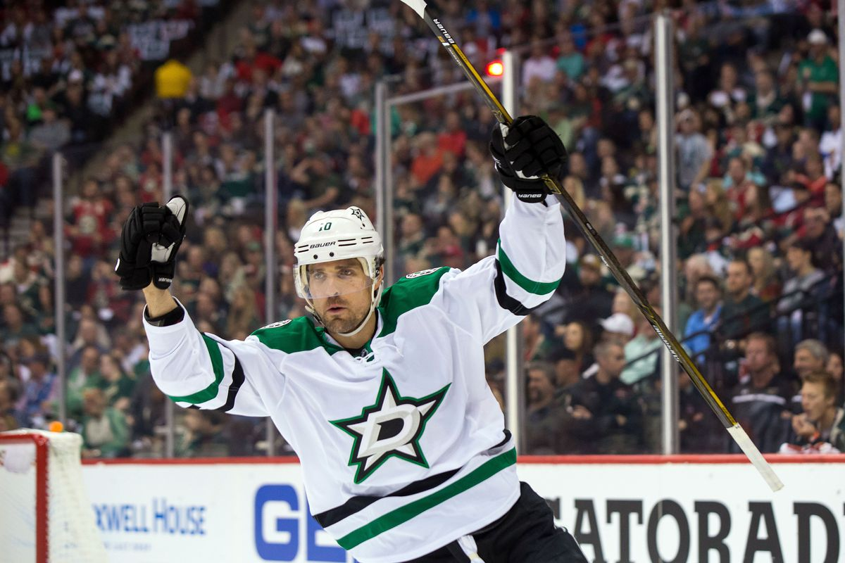 NHL: Stanley Cup Playoffs-Dallas Stars at Minnesota Wild