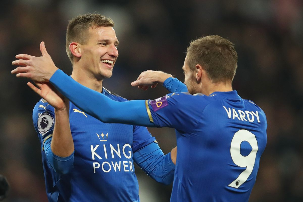 FT: West Ham 1-1 Leicester: Kouyate's goal salvages another poor performance