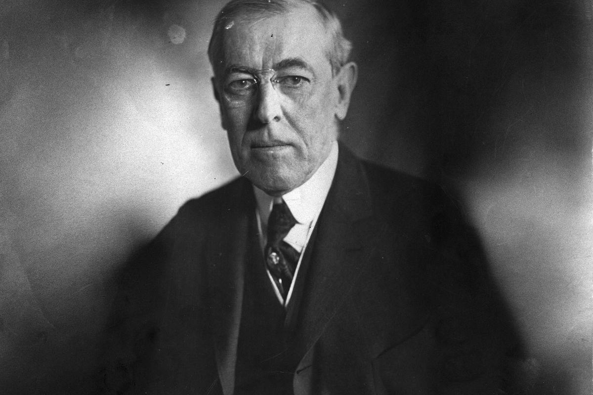Woodrow wilson was extremely racist even by the standards of his time