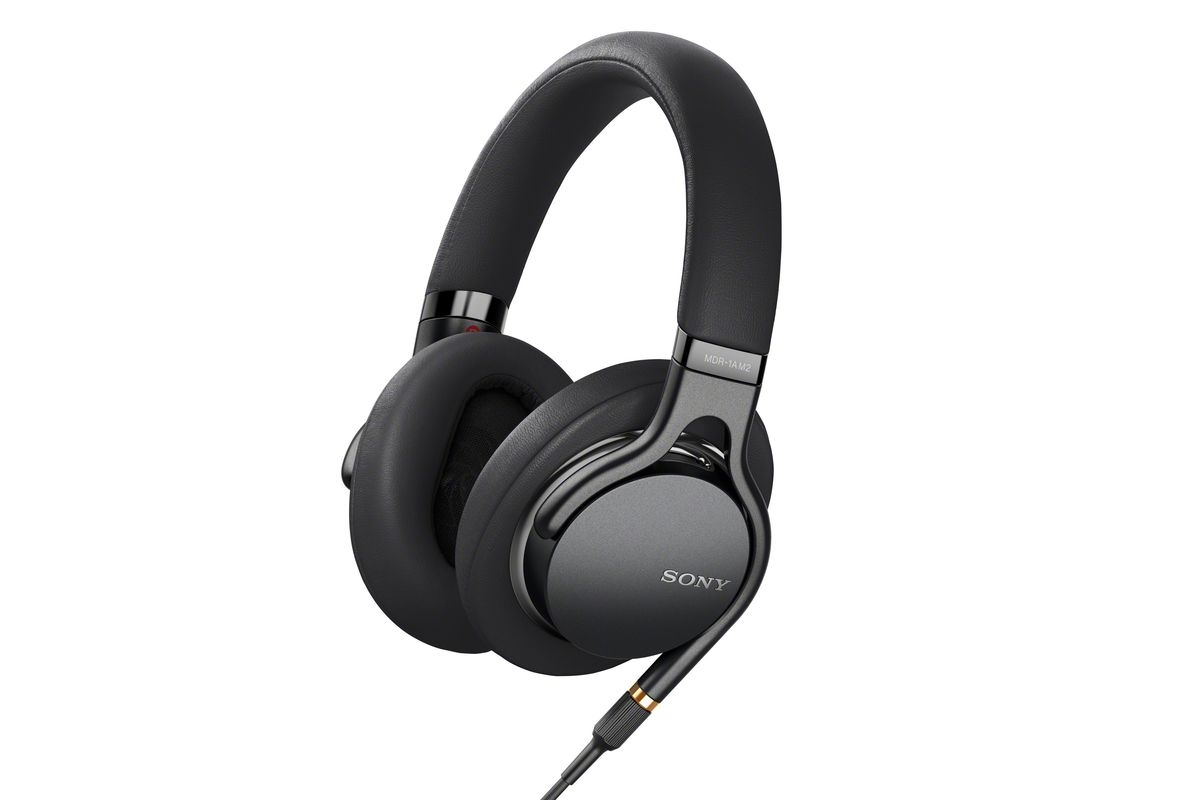 4d0b44b3fb4 Sony's $299 MDR-1AM2 headphones put the emphasis on high-res audio ...