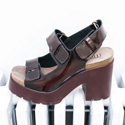 Miista Elena slingback platform sandal, $195