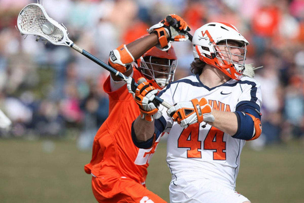 """May in March--""""Cuse/Virginia 6pm ESPNU tonight in the Dome"""