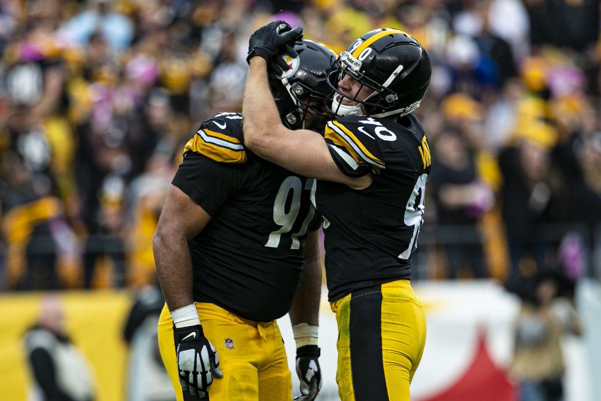 NFL: OCT 06 Ravens at Steelers
