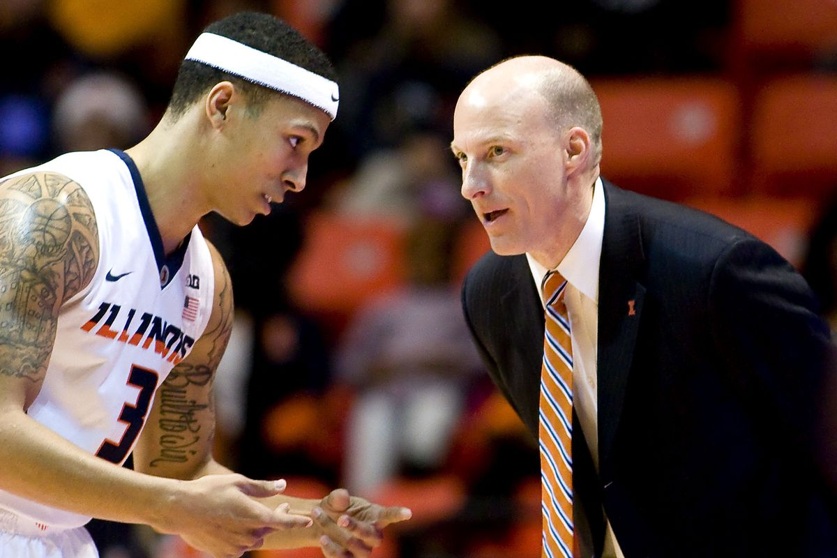 John Groce and the Fighting Illini have a big piece to fill for 2017