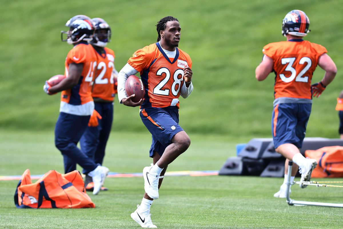 f4456b92 Broncos Roster 2017: Running back, Jamaal Charles - Mile High Report