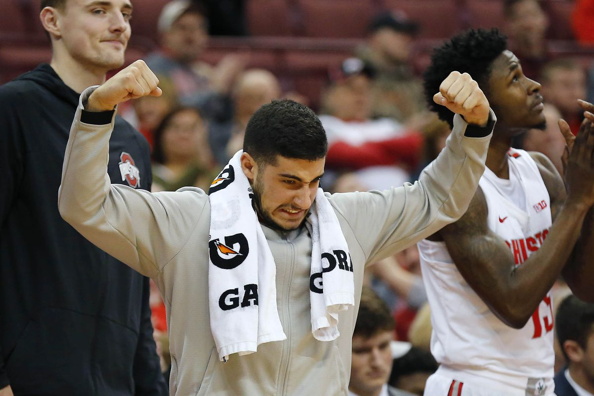 Podcast: Joey Lane discusses the past, present, future of Ohio State men's basketball