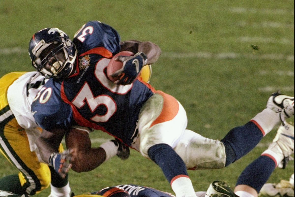 quality design 9020f 13cf7 Reason #15: TD's migraine in Super Bowl 32 - Mile High Report