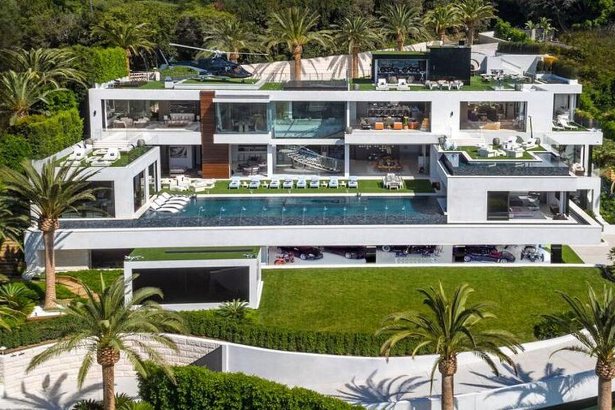 america's new most expensive house lists for $250m - curbed