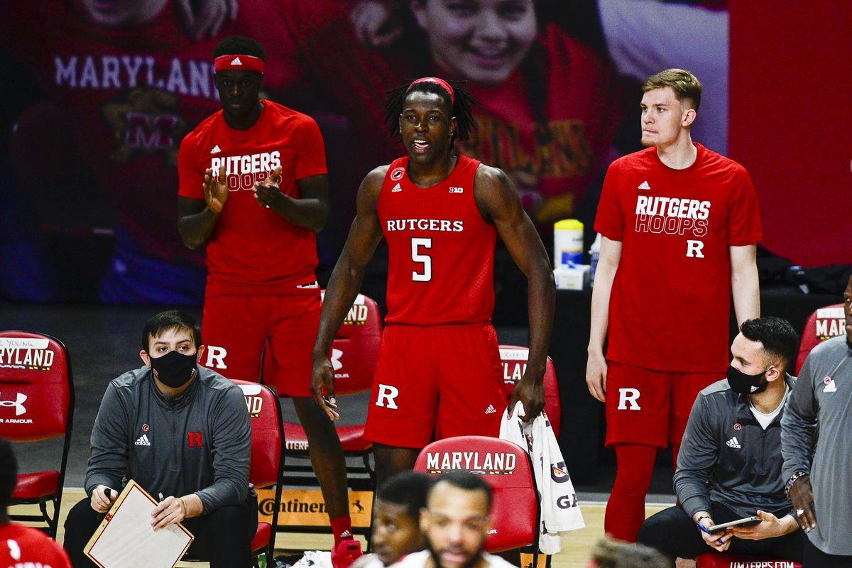 NCAA Basketball: Rutgers at Maryland