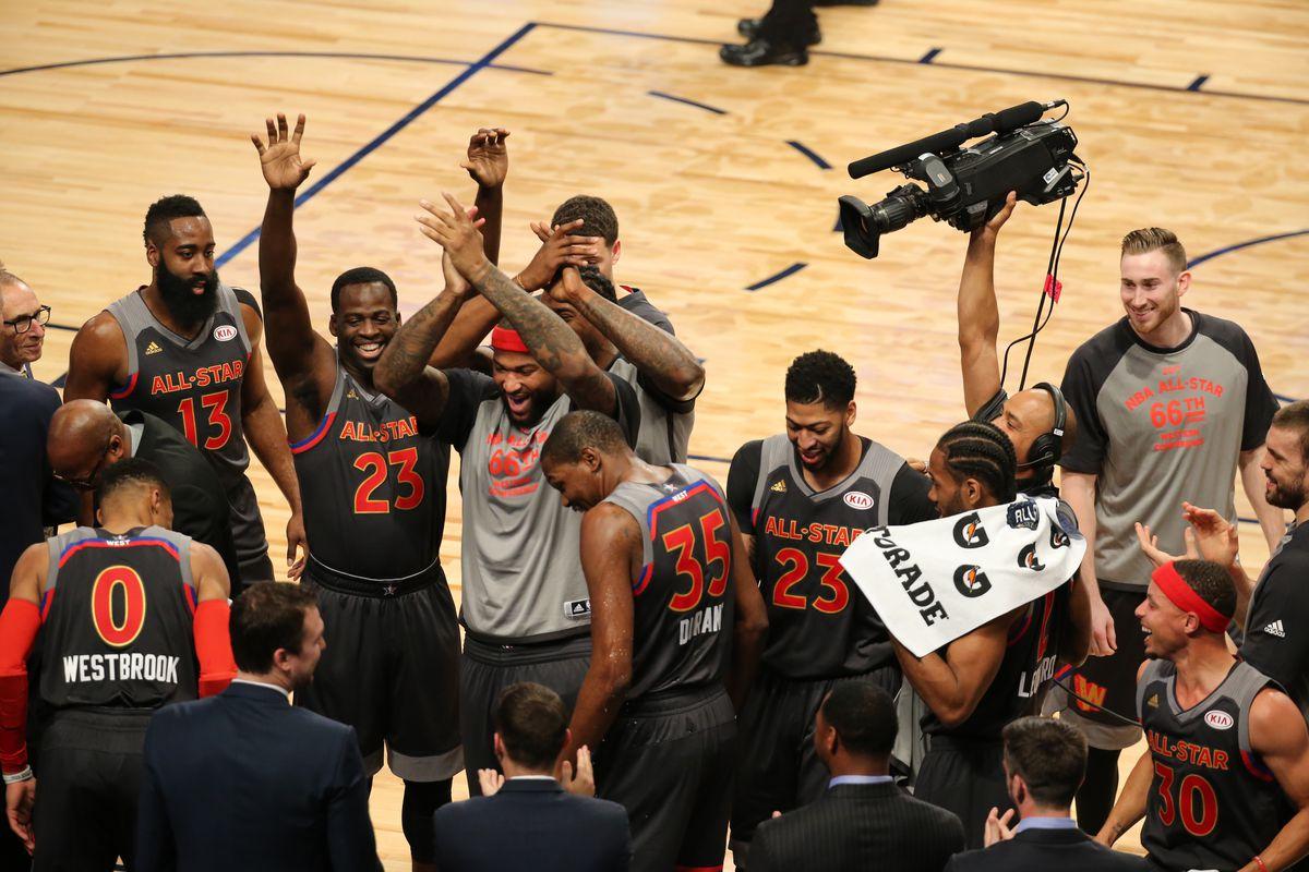 2017 NBA All-Star Game