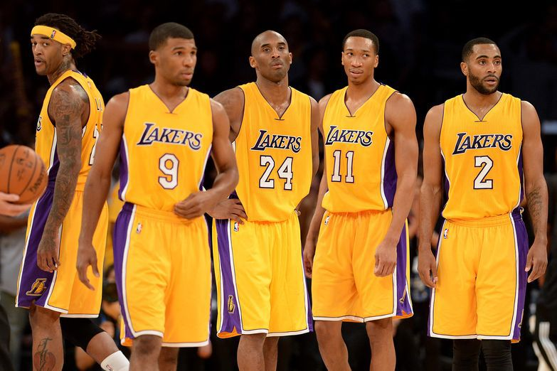 Lakers five