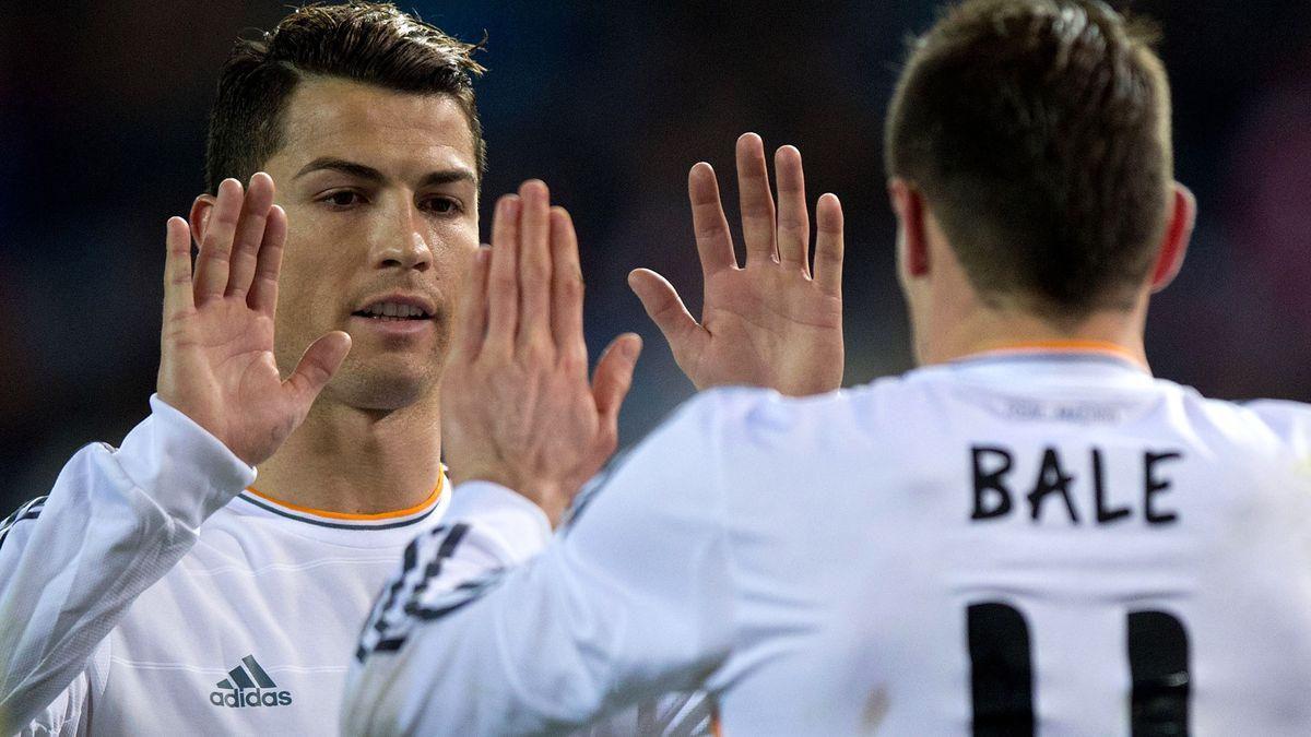 Atletico Madrid v Real Madrid CF - Copa del Rey: Semi Final - Second Leg