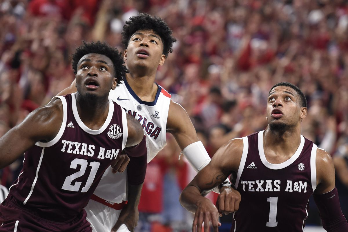 NCAA Basketball: Texas A&M at Gonzaga