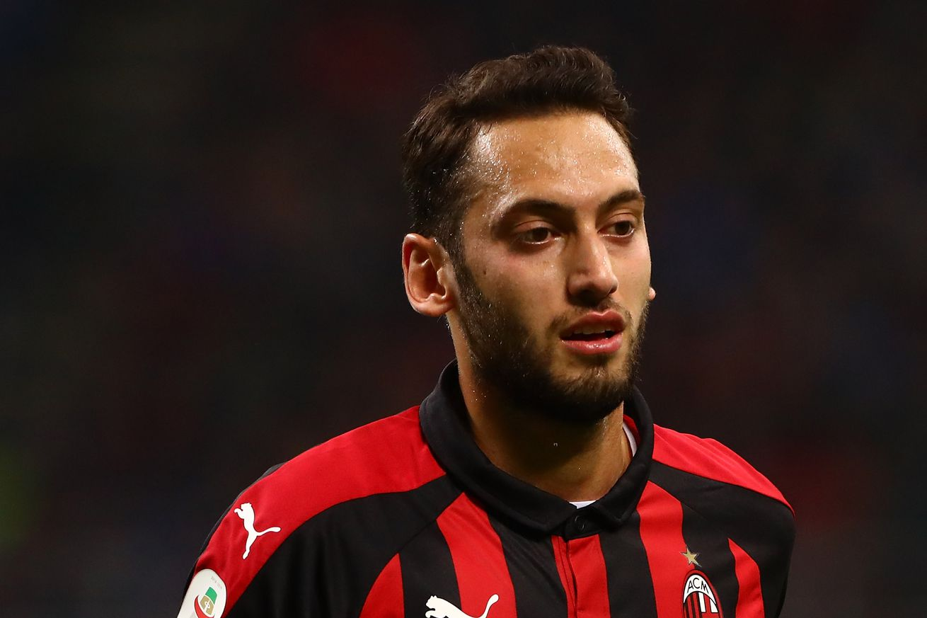 Rossoneri Round-up for 23 April:A Bundesliga return for Milan?s Calhanoglu could be in the cards