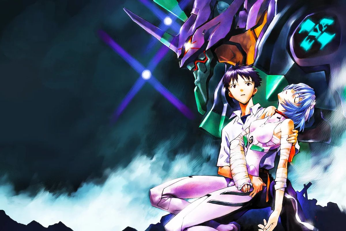 Netflix's Evangelion is missing 'Fly Me to the Moon' in its end