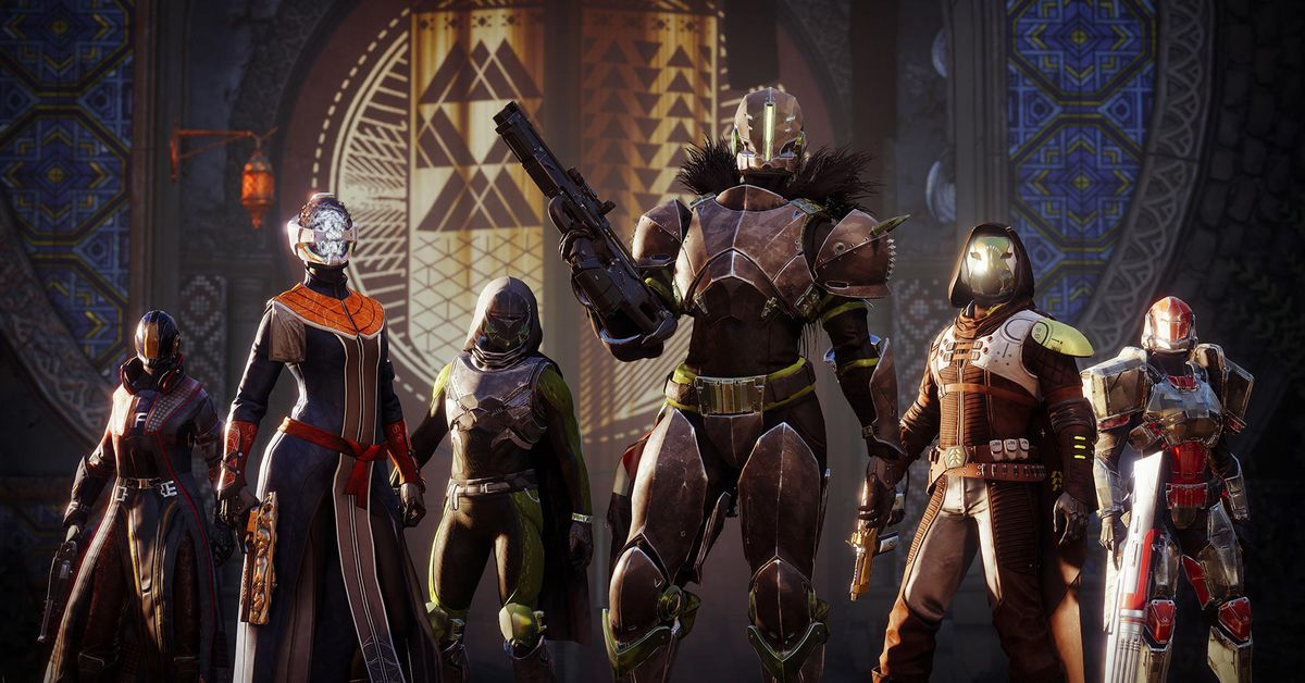Bungie reveals how Destiny 2 crossplay will and won't work, and a rough idea when
