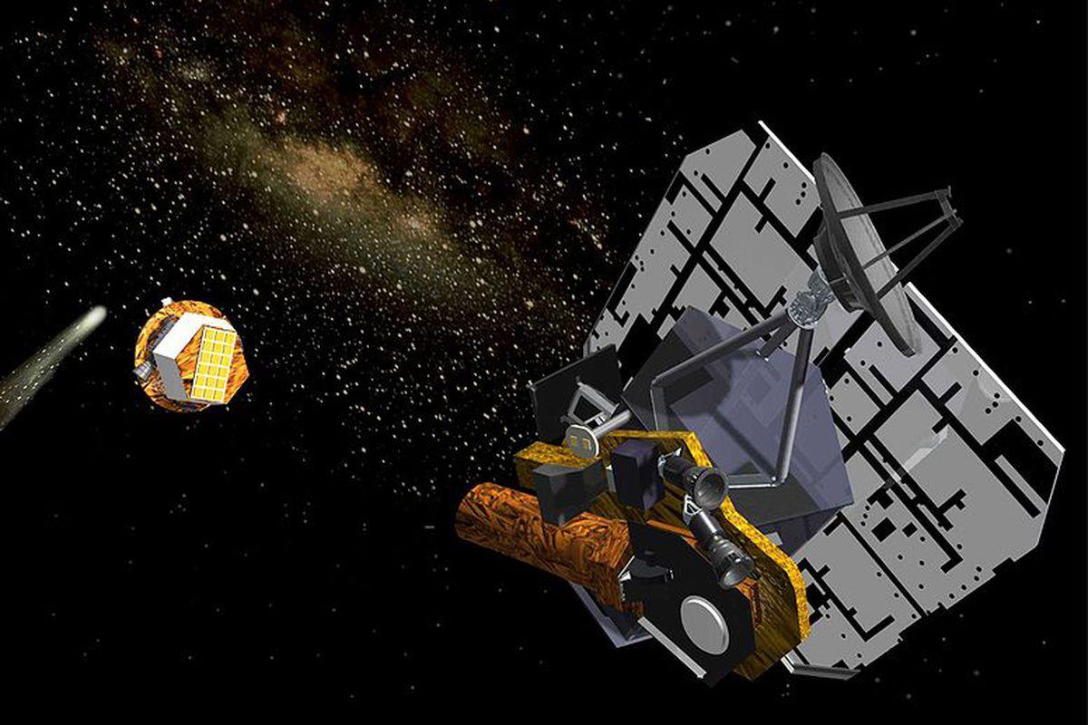 deep impact (NASA)