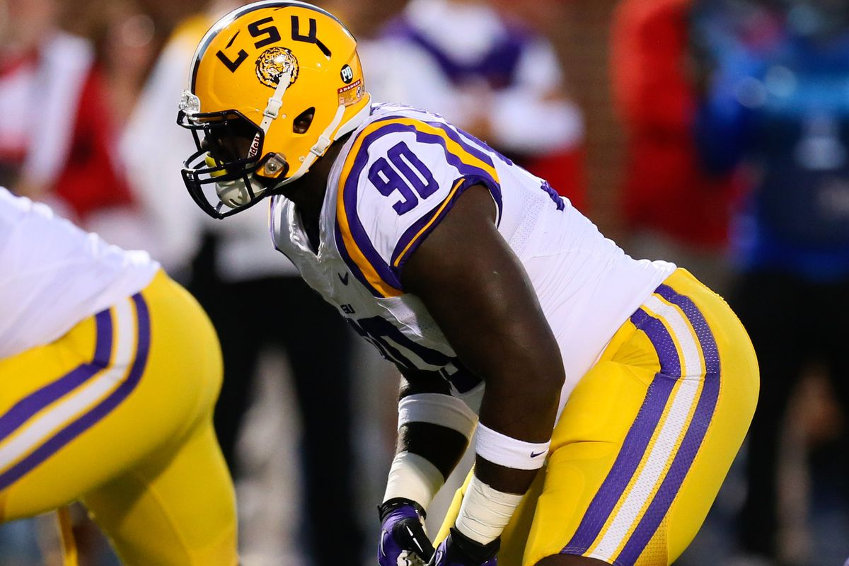 Anthony Johnson Lsu 2013