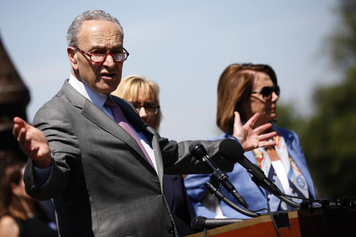 Democratic Leaders Call On Trump To Reverse Stance On Pre-Existing Conditions